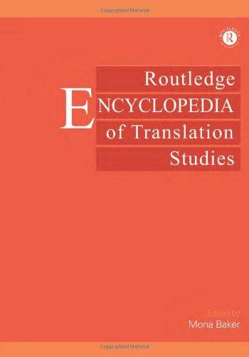 9780415093804: Routledge Encyclopedia of Translation Studies