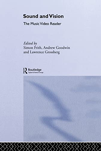 9780415094306: Sound and Vision: The Music Video Reader