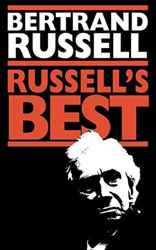 9780415094399: Bertrand Russell's Best
