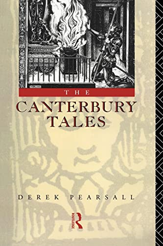 9780415094443: The Canterbury Tales (Unwin Critical Library)