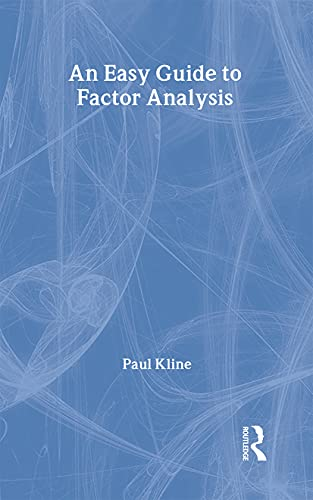 9780415094894: An Easy Guide to Factor Analysis
