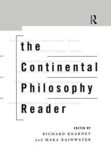 9780415095259: The Continental Philosophy Reader