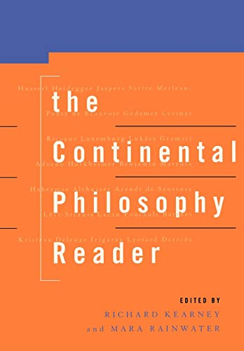 9780415095266: The Continental Philosophy Reader