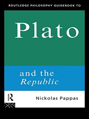 Routledge Philosophy GuideBook to Plato and the Republic
