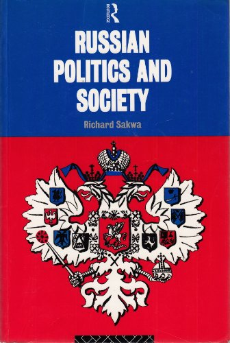 9780415095419: Russian Politics and Society