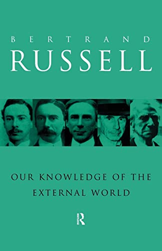 9780415096058: Our Knowledge of the External World