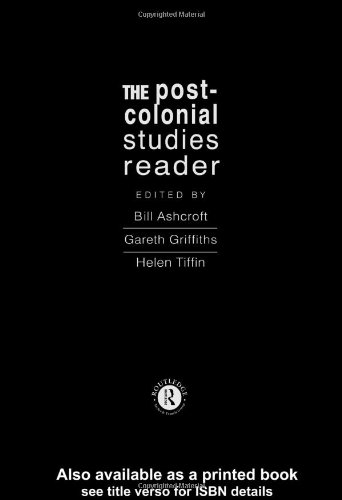 9780415096225: The Post-Colonial Studies Reader