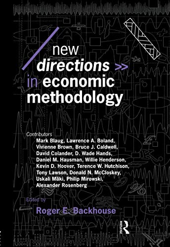 9780415096362: New Directions in Economic Methodology (Economics as Social Theory)