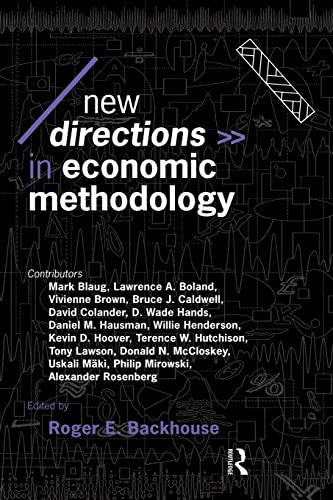 9780415096379: New Directions in Economic Methodology (Economics as Social Theory)