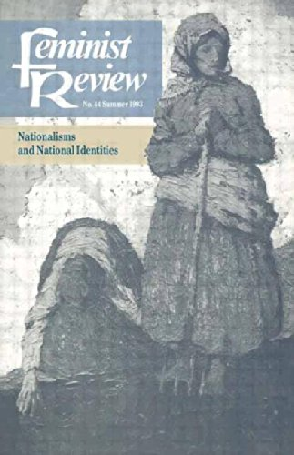 9780415096454: Feminist Review: Issue 44: Nationalisms and National Identities