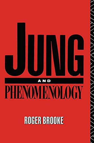 9780415097123: Jung and Phenomenology