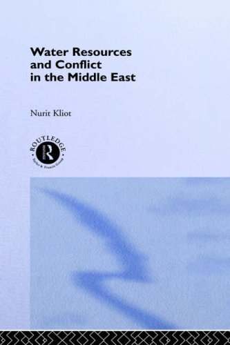 Water Resources and Conflict in the Middle East: Nurit Kliot