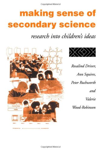 9780415097659: Making Sense of Secondary Science: Research into children's ideas (Studies)