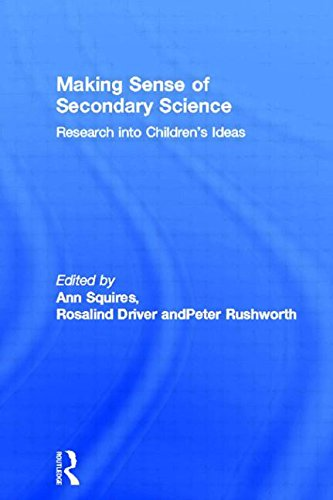 9780415097666: Making Sense of Secondary Science: Research into Children's Ideas