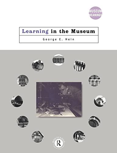 9780415097765: Learning in the Museum (Museum Meanings)