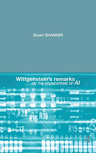 9780415097949: Wittgenstein's Remarks on the Foundations of AI