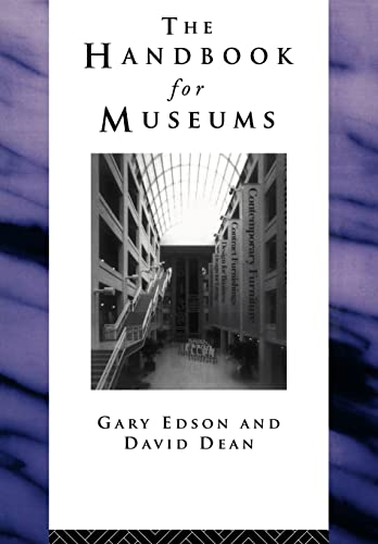 The Handbook for Museums.
