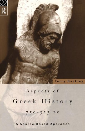 9780415099578: Aspects of Greek History 750-323BC: A Source-Based Approach
