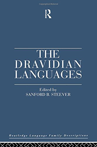 9780415100236: The Dravidian Languages (Routledge Language Family Series)