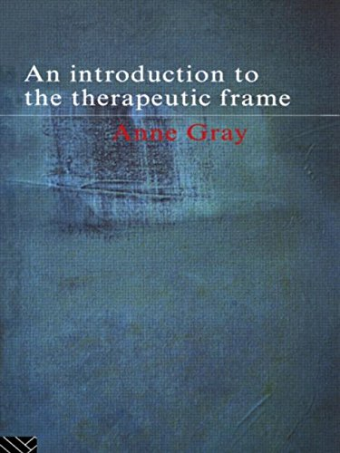 9780415100427: An Introduction to the Therapeutic Frame (Routledge Mental Health Classic Editions)