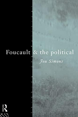 9780415100663: Foucault and the Political (Thinking the Political)