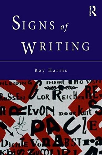 9780415100885: Signs of Writing