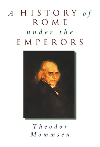 9780415101134: A History of Rome under the Emperors