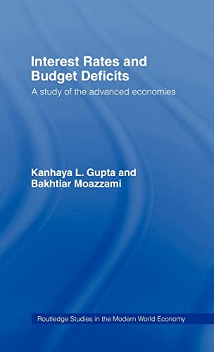 Interest Rates and Budget Deficits: A Study of the Advanced Economies