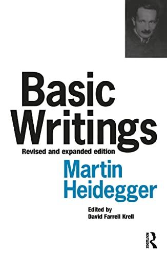 9780415101615: Basic Writings: Martin Heidegger
