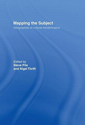 9780415102254: Mapping the Subject: Geographies of Cultural Transformation