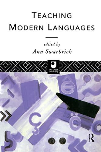 9780415102551: Teaching Modern Languages