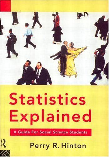 statistics explained a guide for social science students 2nd edition