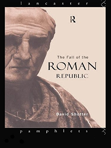 9780415102926: The Fall of the Roman Republic (Lancaster Pamphlets)