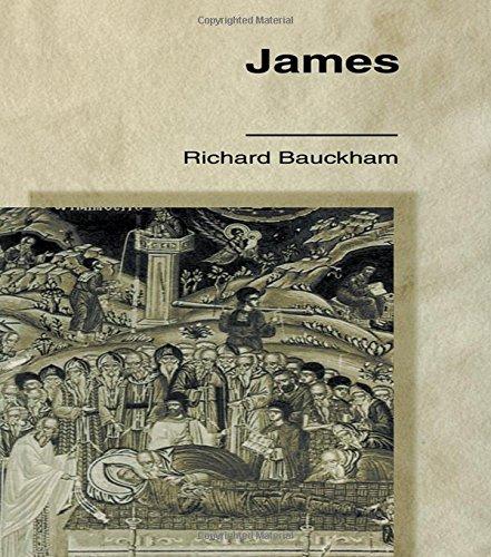9780415103695: James (New Testament Readings)