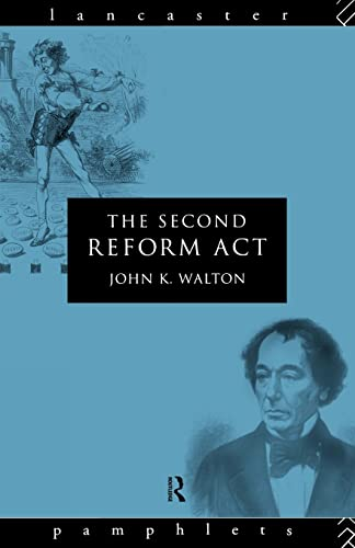 9780415104326: The Second Reform Act (Lancaster Pamphlets)