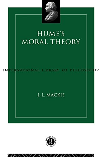 9780415104364: Hume's Moral Theory (International Library of Philosophy)