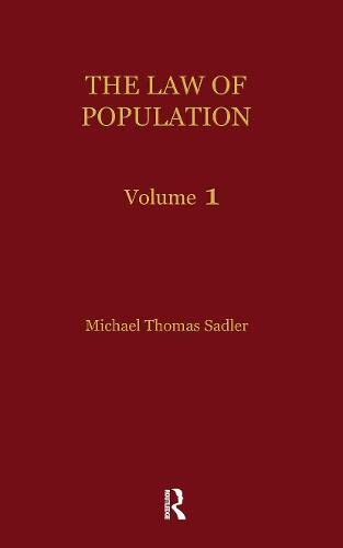 Malthus and the Population Controversy 1803-1830 (History of British Economic Thought)