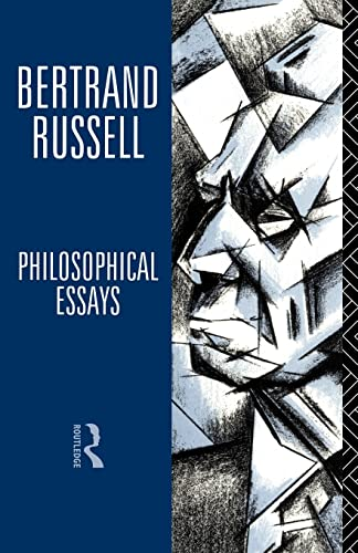 9780415105798: Philosophical Essays