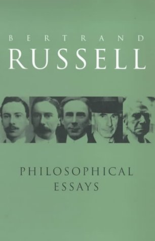 9780415105798: Philosophical Essays
