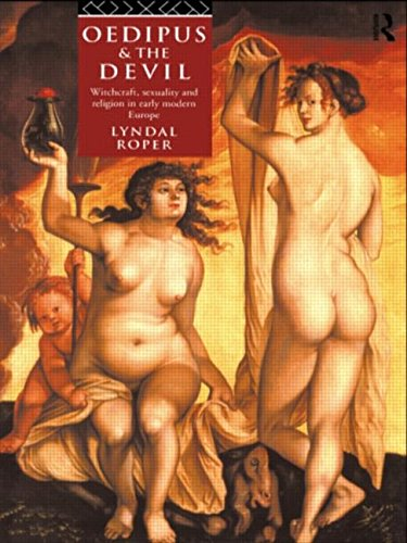 9780415105811: Oedipus and the Devil: Witchcraft, Religion and Sexuality in Early Modern Europe