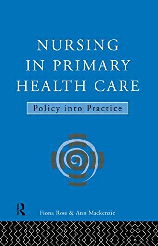 9780415106160: Nursing in Primary Health Care: Policy into Practice