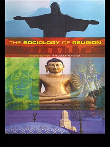 9780415106597: The Sociology of Religion: An Introduction to Theoretical and Comparative Perspectives