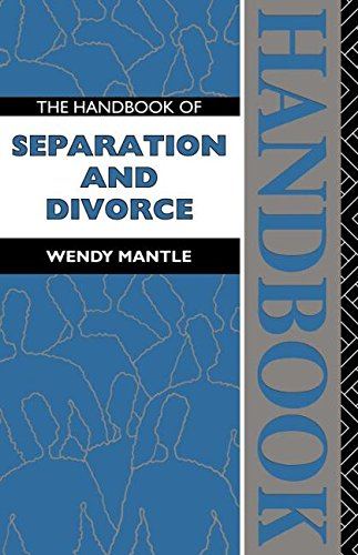 9780415106634: The Handbook of Separation and Divorce