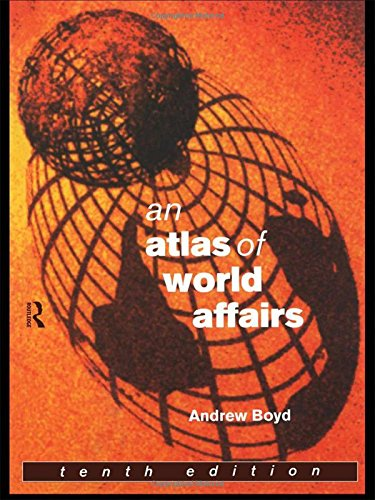 9780415106702: An Atlas of World Affairs
