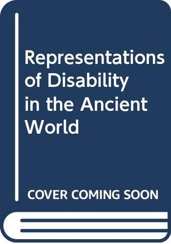 9780415107013: Representations of Disability in the Ancient World