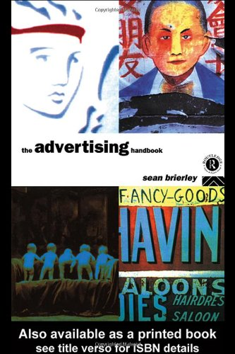 9780415107136: The Advertising Handbook (Media Practice)