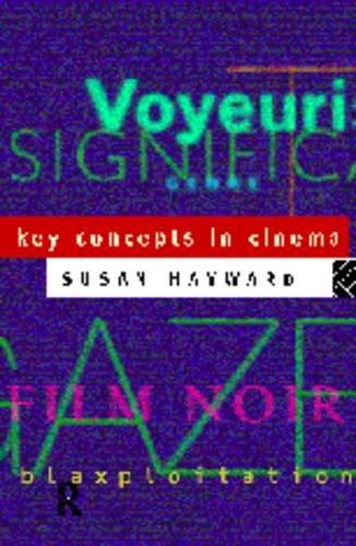 9780415107181: Key Concepts in Cinema Studies