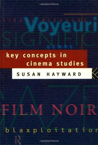 9780415107198: Key Concepts in Cinema Studies