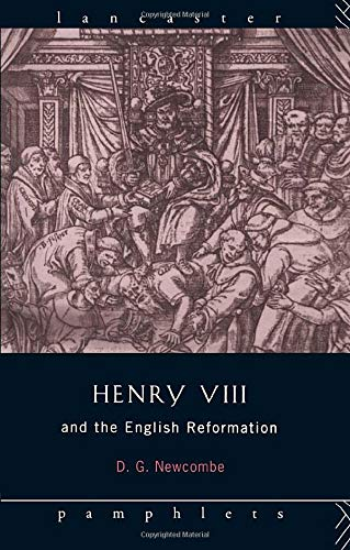 9780415107280: Henry VIII and the English Reformation (Lancaster Pamphlets)