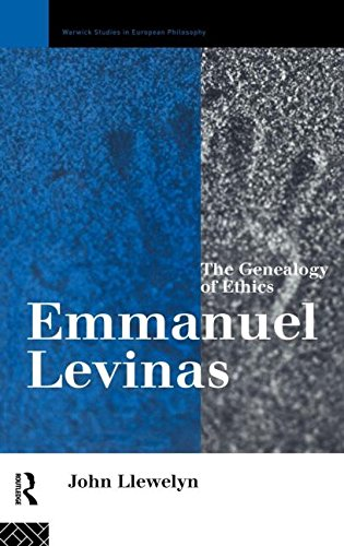 9780415107297: Emmanuel Levinas: The Genealogy of Ethics